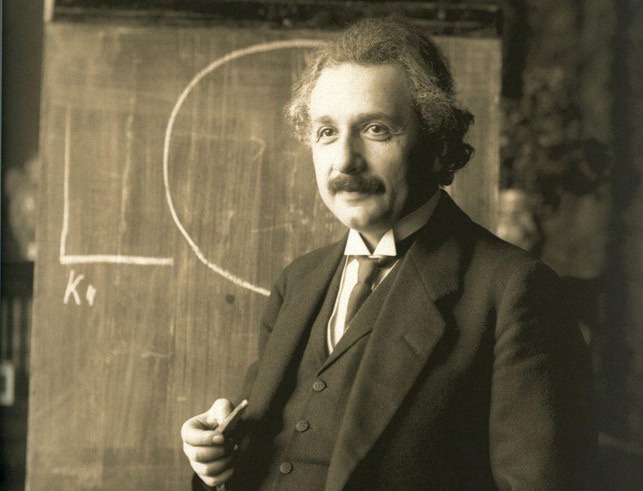 Você sabe qual é o segredo da genialidade do Einstein?