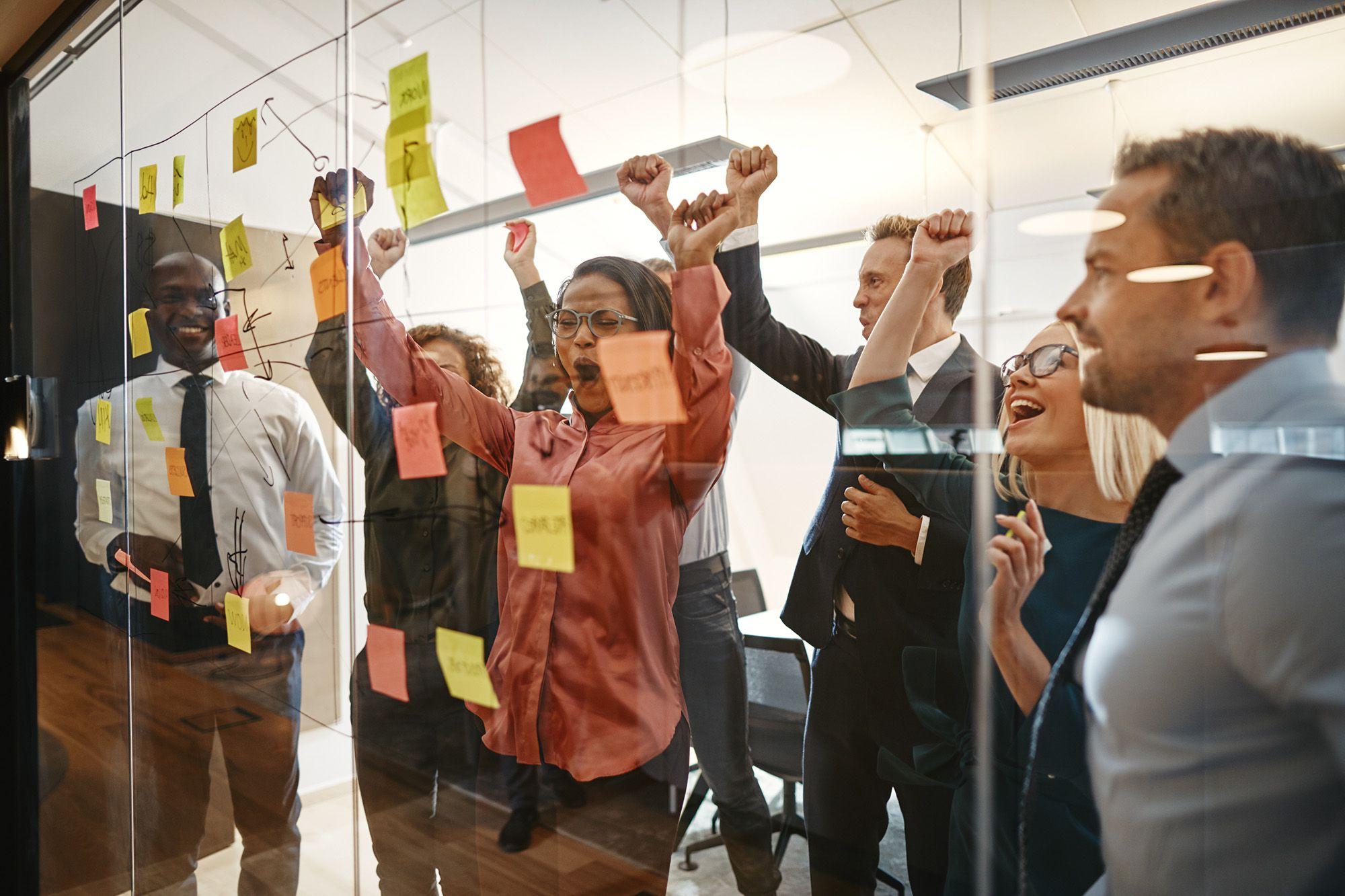 5 dinâmicas de grupo para fortalecer a relação com a equipe