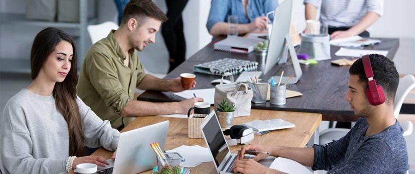 Trabalho em equipe: Crie sinergia